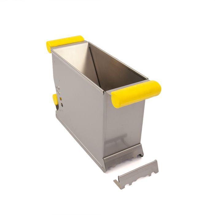 Thin joint Mortar Sledge Economy, chamfered concrete blocks NL 100mm